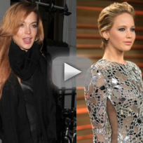 Lindsay Lohan: Jennifer Lawrence F--ks For Roles!