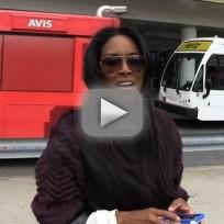 Kenya Moore Talks Porsha Williams Fight