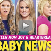 Teen mom baby news on the way