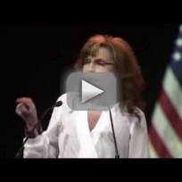Sarah Palin NRA Speech: Waterboarding Rules!