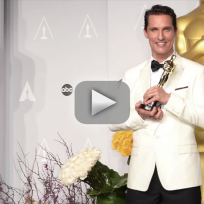 Matthew mcconaughey saves seal