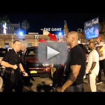 The Game, T.I. Police Standoff & Fight