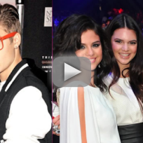 Justin bieber cheating with both jenners