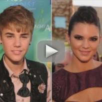 Justin Bieber, Kendall Jenner Have Dinner