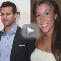 Kris humphries gave kayla goldberg herpes