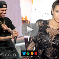 Kim kardashian cheated with chris brown