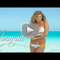 Kate upton behind the scenes video