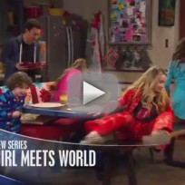Girl meets world preview