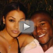Shantel Jackson Dating Nell; Floyd Mayweather Pissed