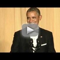 President Obama: 2014 White House Correspondents' Dinner Speech
