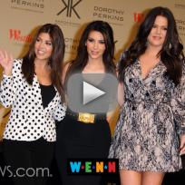 Kim Kardashian Wedding Invite List