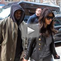 Kim Kardashian, Kanye West NOT Married Yet