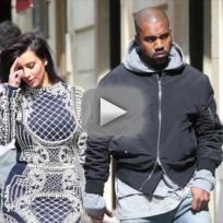 Kim Kardashian and Kanye West: Baby #2 Already?