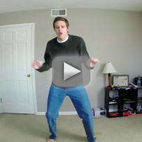 Matt Bray Does 100 Days of Napoleon Dynamite Dance