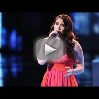 Audra McLaughlin - Forgive (The Voice)