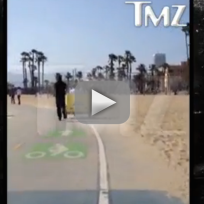 Yovanna Ventura: Biking with Justin Bieber!