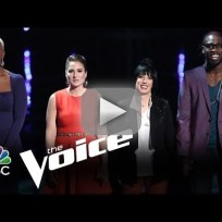The Voice Top 8 Results, Performances