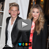 Cody simpson and gigi hadid split