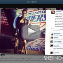 V stiviano under investigation