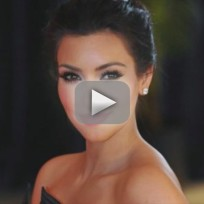 Kim Kardashian: Wedding Dress, Butt Photos Are FAKE!