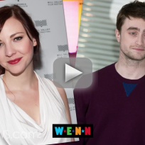 Daniel radcliffe and erin darke engaged