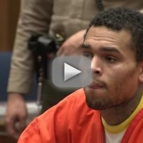Chris Brown Jail Sentence Extended