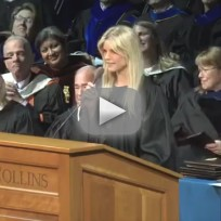 Elin Nordegren Commencement Speech