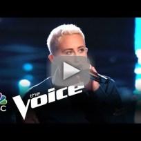 Kristen Merlin - Blown Away (The Voice)