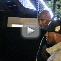 Lamar odom rejected by nightclub