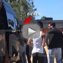 Justin Bieber Insults Random Woman