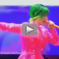 Katy perry billboard music awards performance 2014