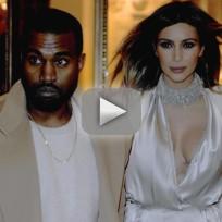 Kim Kardashian, Kanye West Versailles Wedding DENIED!