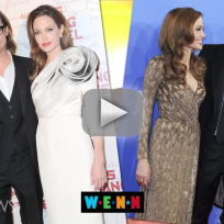 Angelina jolie pregnant with baby number 7