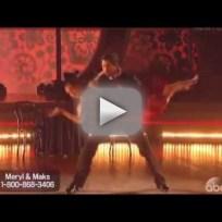 Meryl Davis & Maksim Chmerkovskiy - Tango - FINALS