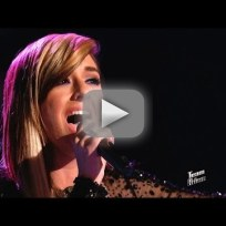 Christina Grimmie - Can't Help Falling in Love (The Voice)