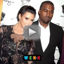 Kim Kardashian, Kanye West Wedding Venue