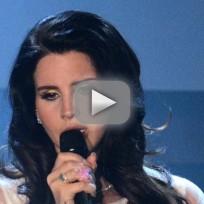 Lana Del Rey Turns Kimye Down