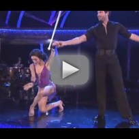 Meryl davis and maksim chmerkovskiy finale performance