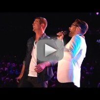 Josh kaufman and robin thicke get her back the voice