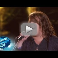 Caleb johnson sings maybe im amazed