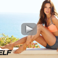 Alessandra Ambrosio SHAPEs Up