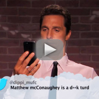 Celebrities read mean tweets about themselves part 7