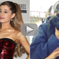 Ariana Grande, Jai Brooks Back On?