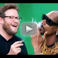Seth rogen and snoop dogg game of thrones recap