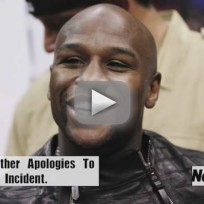 Floyd Mayweather Apologizes to T.I.'s Wife