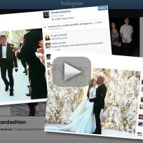 Kim Kardashian and Kanye West Honeymoon