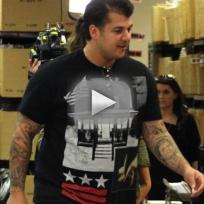 Rob Kardashian: Ready to Lose Weight!