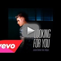 "Justin Bieber - ""Looking For You"""