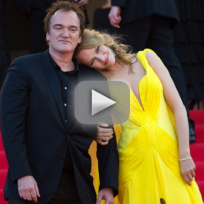 Uma thurman quentin tarantino hooking up