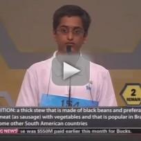 Spelling Bee Judge LOVES Kelis, Quotes Milkshake